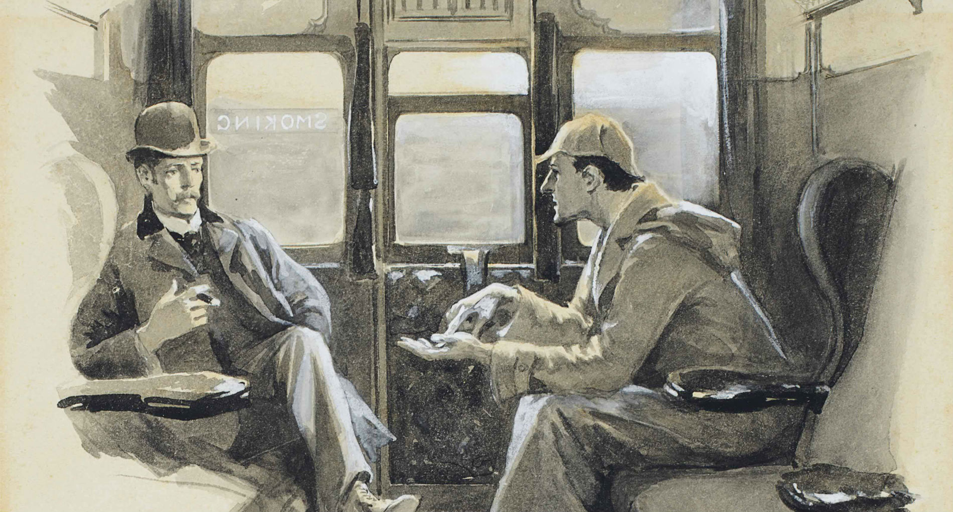 A Leading Sherlock Holmes Website Finds a Home at MSU